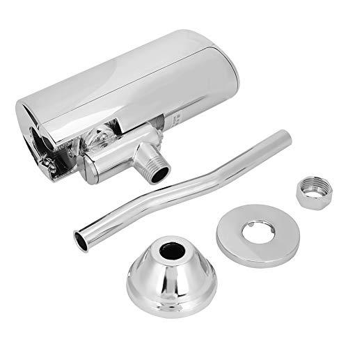 Valvola di scarico dell'orinatoio in ottone Valvola di scarico automatica del sensore della toilette a parete senza contatto per la valvola di scarico dell'orinatoio per la toilette del bagno