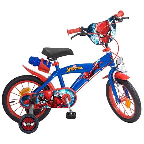 Toims 874 Spiderman Bicicletta per bambini 14