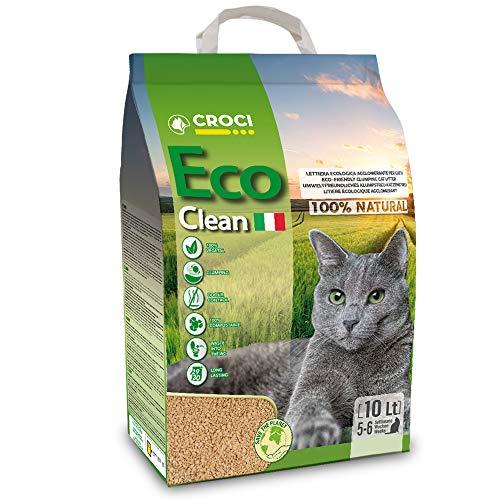Croci Lettiera Eco Clean 10 l