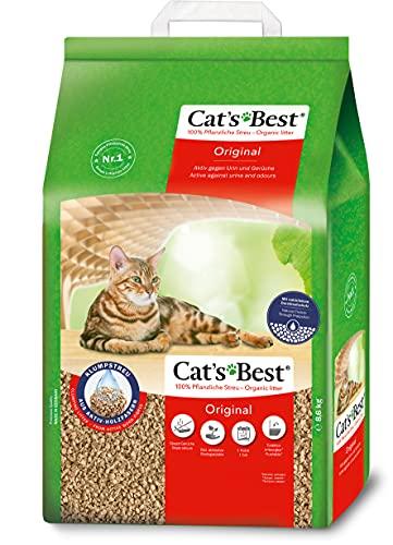 Cats Best 29734 - Lettiera per Gatti, 20L / 8,6kg, 1 pezzo
