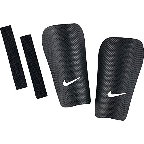 Nike J CE, Parastinchi da Calcio Unisex Adulto, Black/White, M