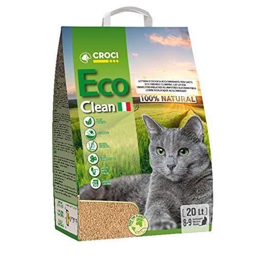 Croci Lettiera Eco Clean 20 l