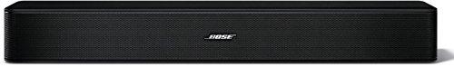 Bose Solo 5 TV Soundbar Sound System con telecomando universale, nero
