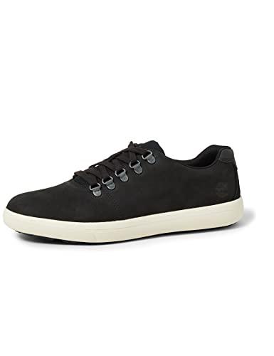 Timberland Ashwood Park Alpine, Sneakers Basse Uomo, Nero ( Black Nubuck), 45 EU