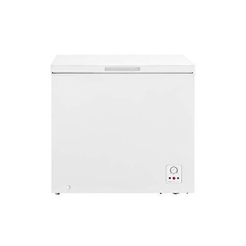 Hisense FC258D4AW1 Congelatore a Pozzo 198 L di capacità, Silenzioso 40dB, Bianco, 80.2 x 55.9 x 85.4 cm