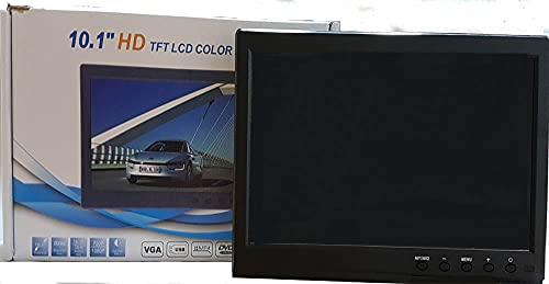 MONITOR 10.1 POLLICI TFT LCD DISPLAY LED HDMI-VGA-AV-BNC