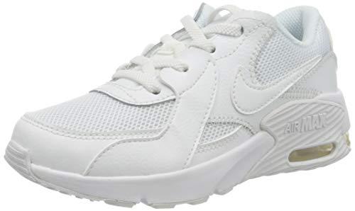 Nike Air Max Excee (PS), Scarpe da Corsa, Bianco (White), 28 EU