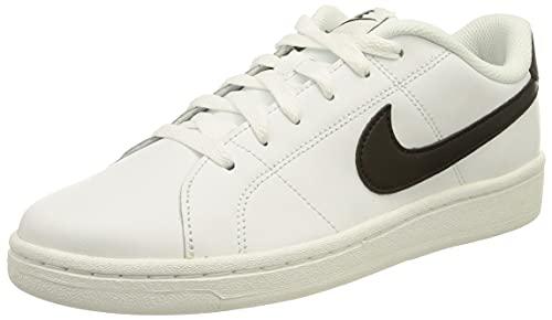 Nike Court Royale 2 Low, Scarpe da Tennis Uomo, White/Black, 41 EU