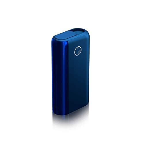 glo hyper+ Sigaretta Elettronica NEW 2021 - Dispositivo per Scaldare il Tabacco, Blu
