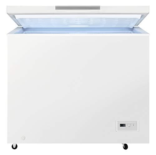 AEG AHB526E1LW Congelatore Orizzontale Low Frost, Capacità 260 L, Bianco