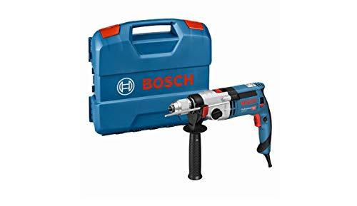 Bosch Professional 060119C801 Trapano con Percussione GSB 24-2, Coppia: 40/14.5 NM, in Valigetta L-Case, 1100 W, 1/2_pollice