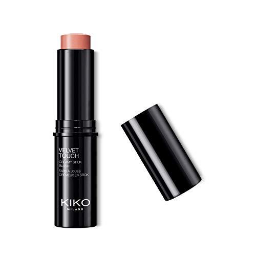 KIKO Milano Velvet Touch Creamy Stick Blush 01 | Fard in Stick: Texture Cremosa e Finish Luminoso