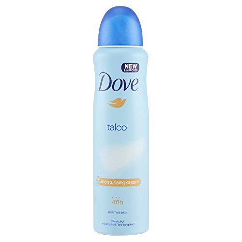 Dove Talco Spray, 150ml