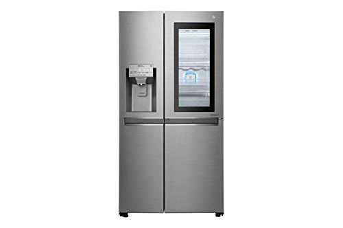LG GSI960PZAZ frigorifero side-by-side Libera installazione Acciaio inossidabile 601 L A++
