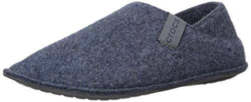 Crocs Classic Convertible Slipper, Pantofole Unisex, Blu (Navy/Charcoal), 42/43 EU