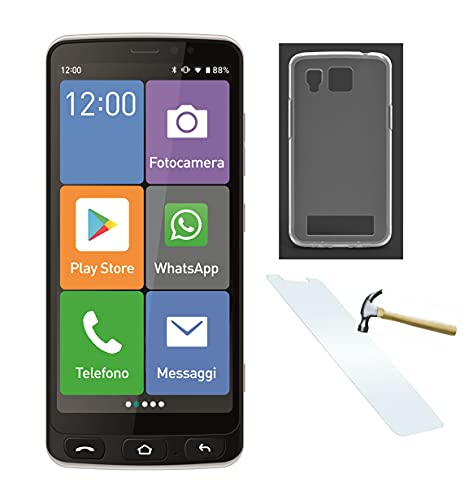 SAIET Smart Senior Cellulare Smart per Anziani ST550