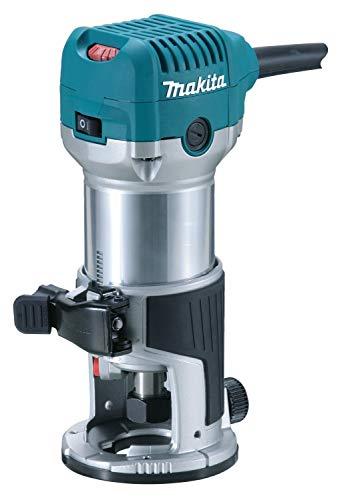 Makita RT0700C - Elettrofresatrice per bordi (710 watt)