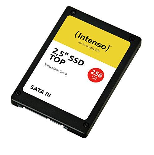 Intenso SSD Interno SATA3, 256Gb, 2.5