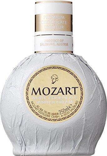 Mozart Mozart Liquore al Cioccolato Bianco e Vaniglia - 350 ml