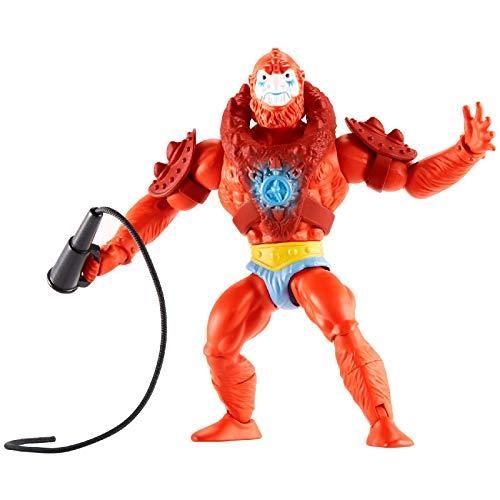 Masters of the Universe Personaggio Beast Man 14 cm, Giocattolo da Collezione per Bambini 6+ Anni, GNN92