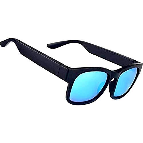 AOHOGOD Occhiali da sole Bluetooth Outdoor UV400 Polarized Wireless Music Headset Occhiali da sole Uomo e donna…