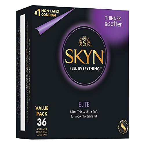 SKYN Elite, Preservativi Senza Lattice Sottili Pacco Da 36