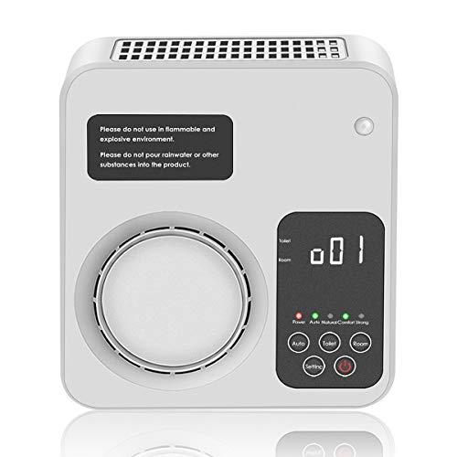 Generatore di ozono, ionizzatore d'aria aggiornato POLAME, purificatore d'aria domestico dell'ozono, generatore di ozono ceramico, deodorante