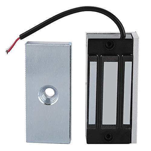 Serratura elettrica,electric door lock,modalità serratura elettronica 24V induzione magnetica catenaccio automatico per la sicurezza del sistema di controllo di accesso forza di tenuta da 60KG (132LB)