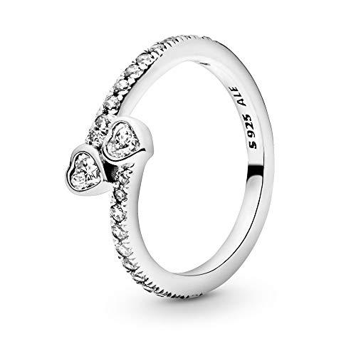 Pandora Piercing ad anello Donna argento - 191023CZ-52