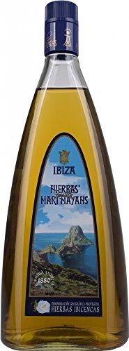 Familia Mary Mayans Hierba Ibicencas Ibiza - 1000 ml