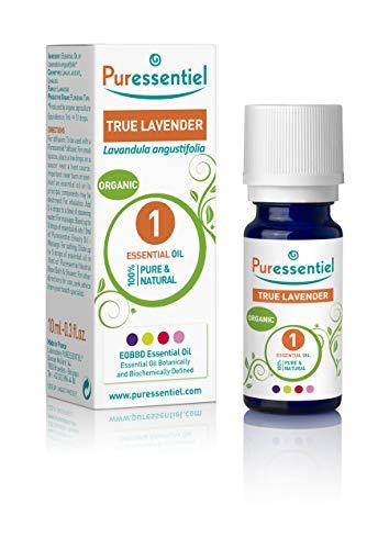 Puressentiel Olio Essenziale Lavanda Vera Bio, 10 ml