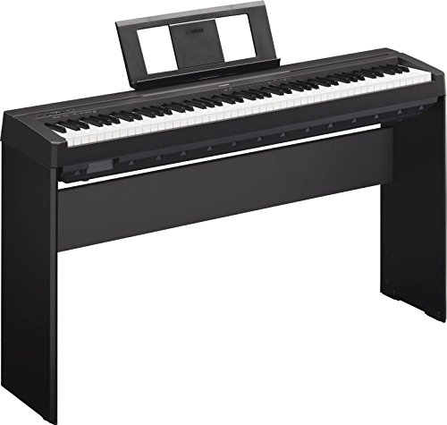 Yamaha - Pianoforte digitale portatile P45 + stand