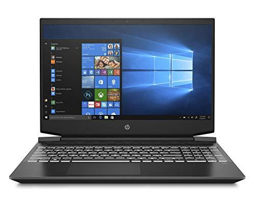 HP - Gaming Pavilion15-ec1021nl Notebook, AMD Ryzen 5, RAM 8 GB, SSD 512 GB, NVIDIA GeForce GTX 1650 4 GB, Windows 10 Home 64, Display 15.6
