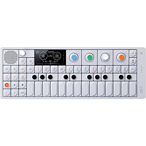 Teenage Engineering OP-1 - Sintetizzatore, sampler e controller tutto in uno, portatile
