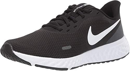 Nike Wmns Revolution 5, Scarpe da Corsa Donna, Black/White-Anthracite, 38 EU