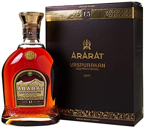 Ararat Vaspurakan Brandy 15 Anni Con Astuccio - 700 ml