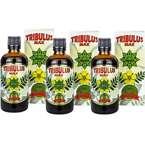Cvetita Herbal, Tribulus Max - estratto di tribulus terrestris, siero di estratto liquido naturale, booster di testosterone, guadagno muscolare, miglioramento della massa muscolare (3)