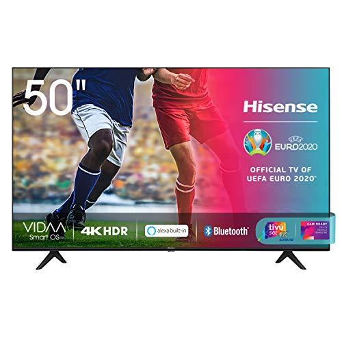 Hisense 50AE7000F, Smart TV LED Ultra HD 4K 50