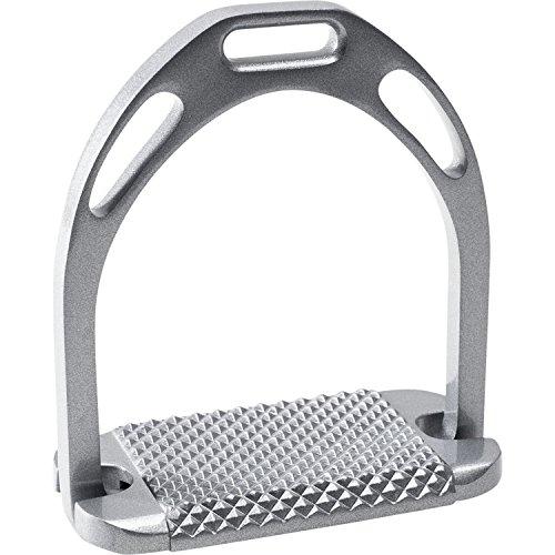 Feeling 201265125 PRO - Staffa in Alluminio, 12,5 cm, Colore: Argento