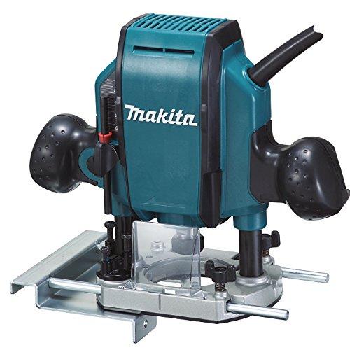 Makita RP0900J Fresatrice Verticale, 900 W, 8 mm